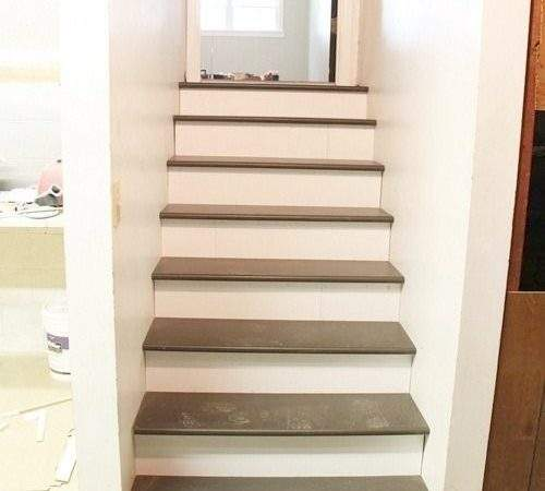 Cost Install Stair Treads Modern Style Home Design Ideas