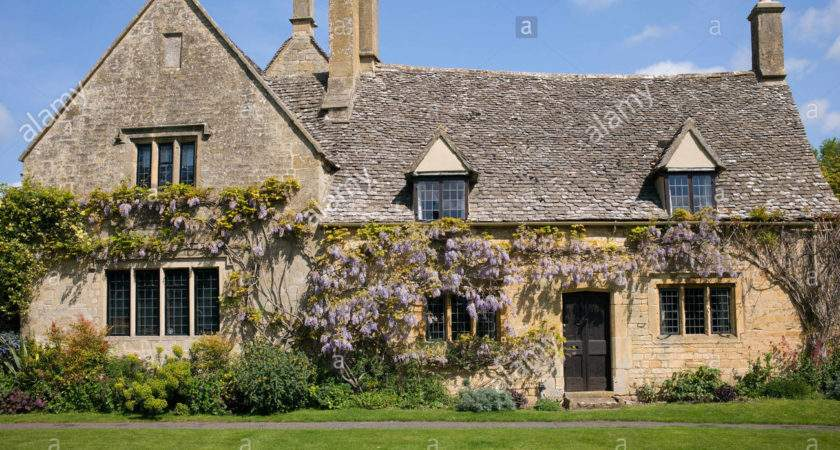 Cotswold Stone House Chipping Campden Cotswolds