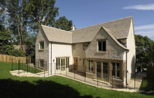 Cotswold Stone House Traditional West Midlands