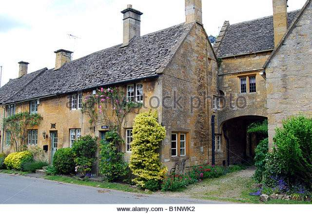 Cotswold Stone Houses Photos