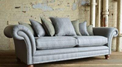 Cotswold Wool Chesterfield Sofa Abode Sofas
