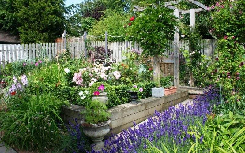 Cottage Garden Design Blog Inspiration