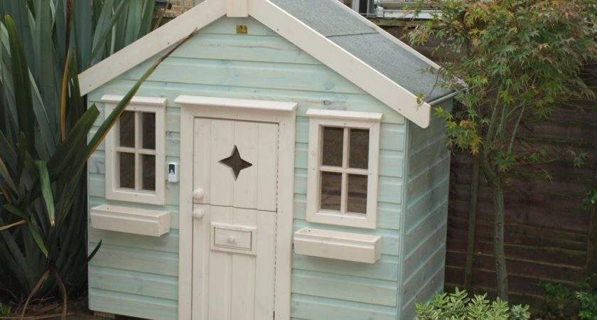Cottage Play House Playhouses