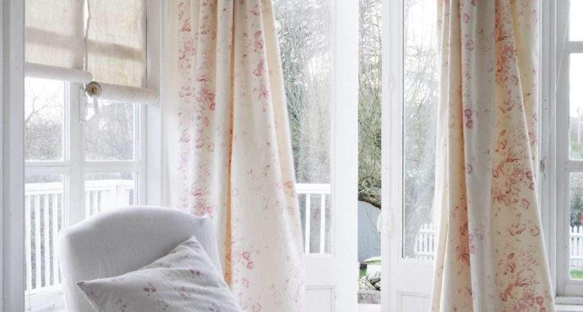 Cottage Style Curtains Blinds