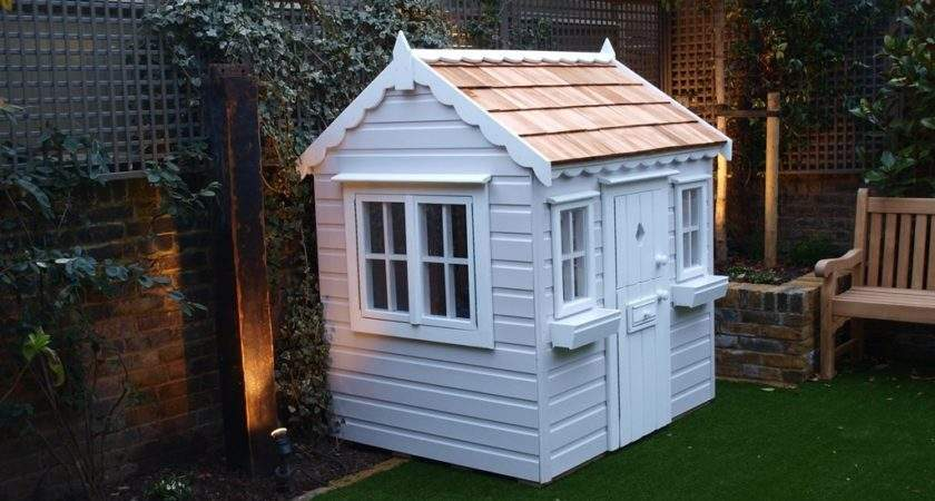Cottage Style Playhouse Playhouses