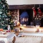 Country Christmas Decorating Ideas Housetohome