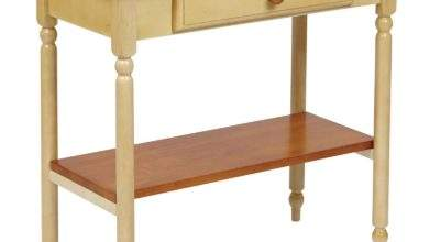 Country Cottage Console Table Hayneedle