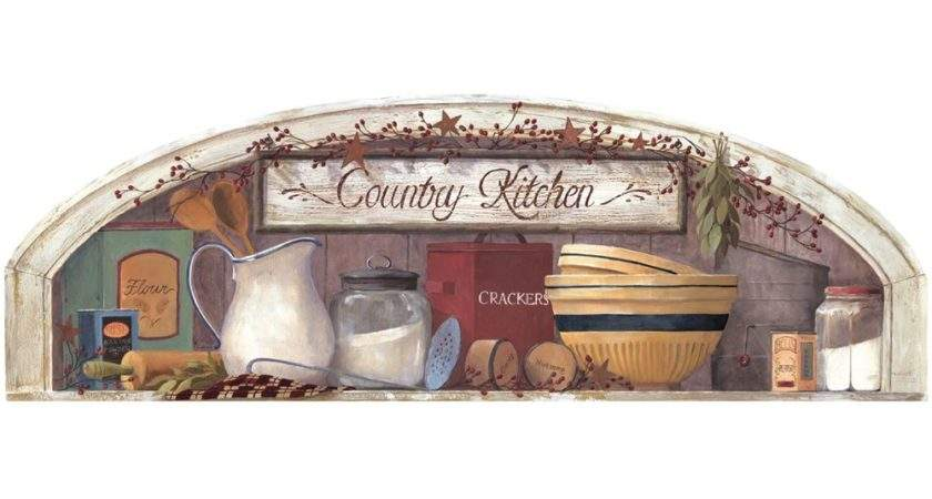 Country Kitchen Borders Best