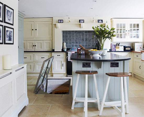 Country Kitchen Diner Decorating Ideas