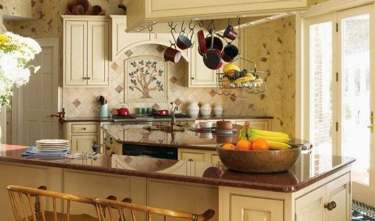 Country Kitchen Wall Decor Old