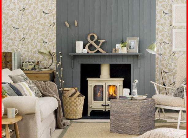Country Living Room Decor Home Designs Decorating