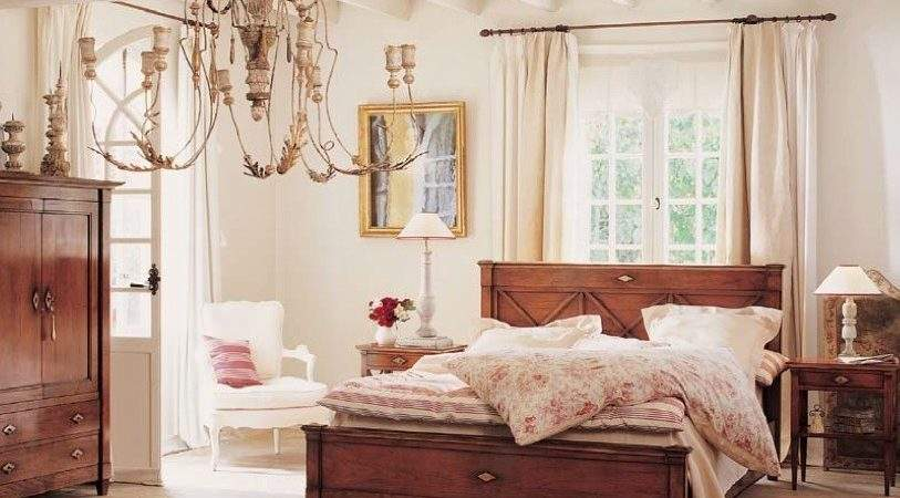 Country Living Shabby Chic Bedroom Beautiful Modern