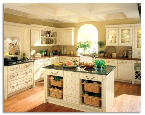 Country Modern Kitchen Beautify
