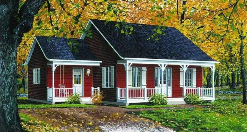 Country Ranch Home Plan Bedrms Baths