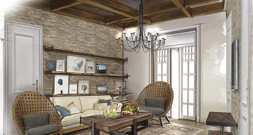 Country Style House Design