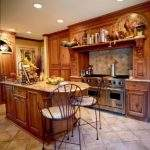 Country Style Kitchen Traditionally Modern