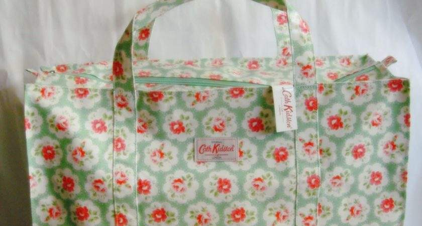 Couture Singapore Cath Kidston Xtra Large Carryall Bag