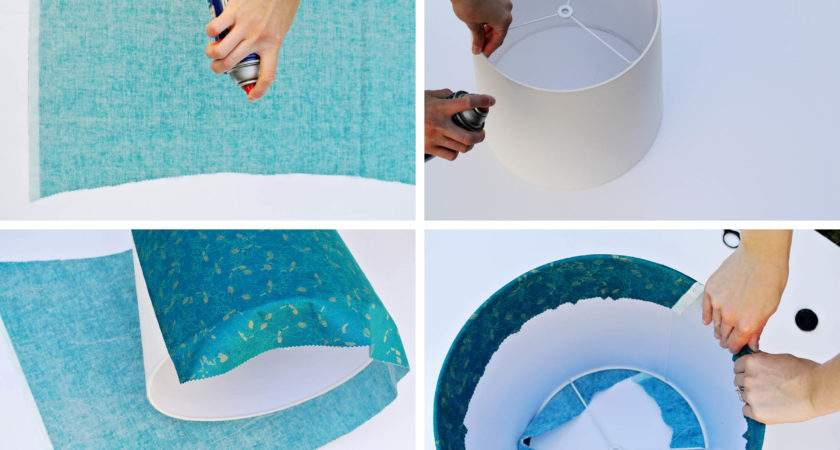 Cover Lampshade Fabric