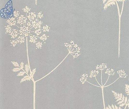Cow Parsley Butterfly Design