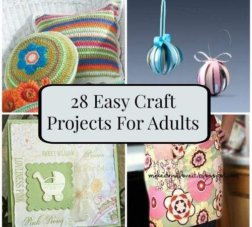 Crafts Adults