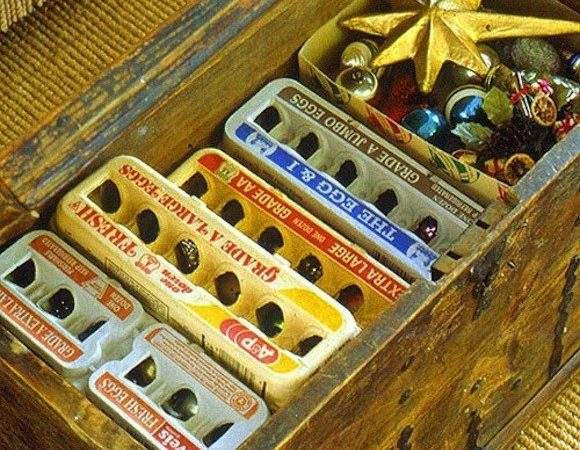Crafty Ways Store Your Holiday Decorations