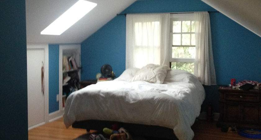 Cramped Attic Space Gets Opened Front Main