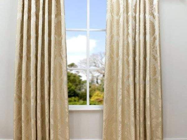 Cream Curtains Gold Eyelets Curtain Menzilperde