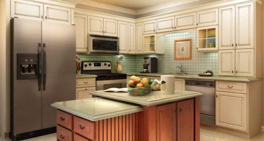 Cream Kitchen Cabinet Classy Country House Traba