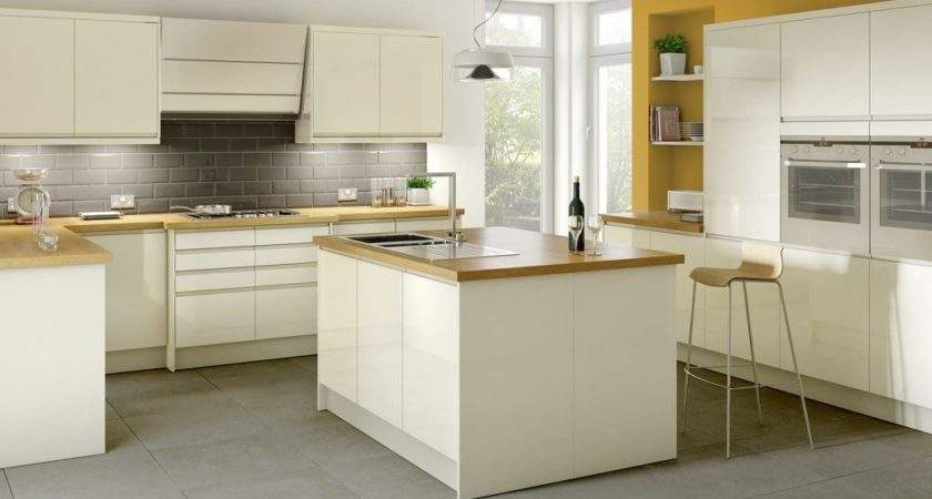 Cream Kitchen Ideas Magazine