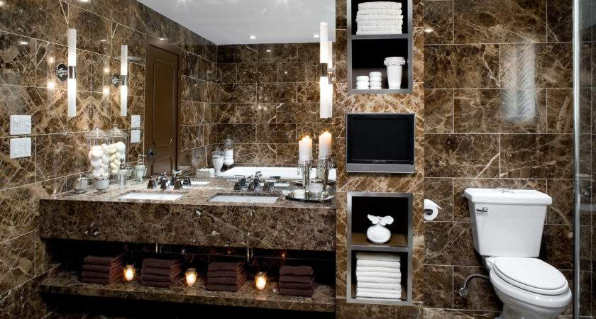 Create Five Star Bathroom Your Own Home