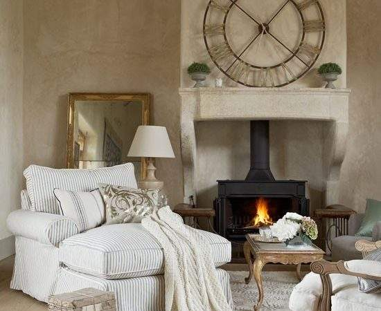 Create French Style Home Housetohome