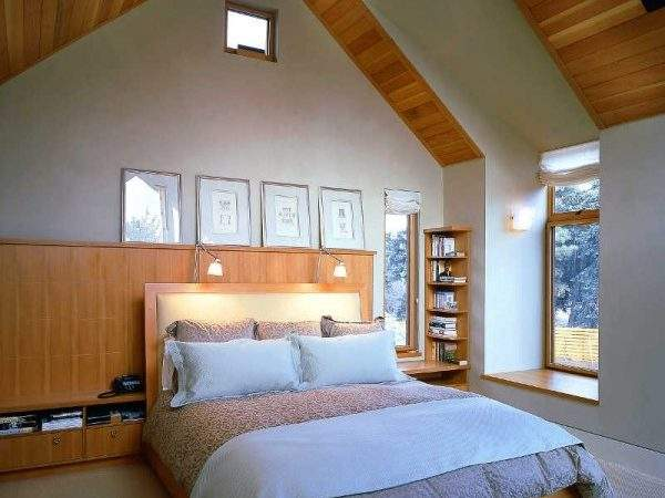 Create Master Bedroom Your Attic Freshome