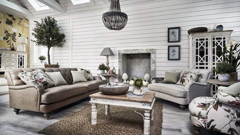 Create Modern Country Inspired Interior Your