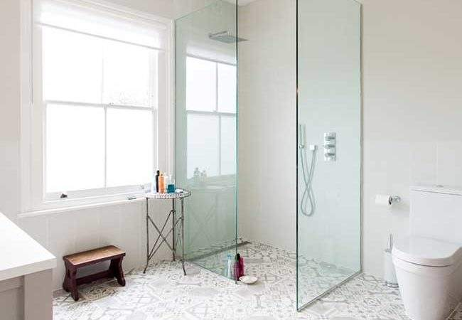 Create Wetroom Bathroom Decoration