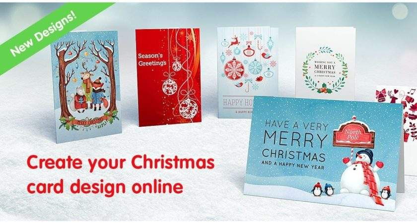 Create Your Own Christmas Card Best Template Idea