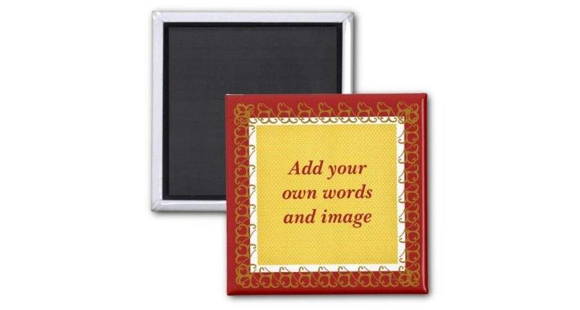Create Your Own Magnet Cranberry Zazzle