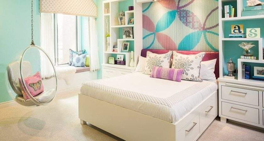 Creative Accent Wall Ideas Trendy Kids Bedrooms
