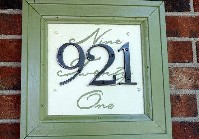 Creative Diy House Number Ideas
