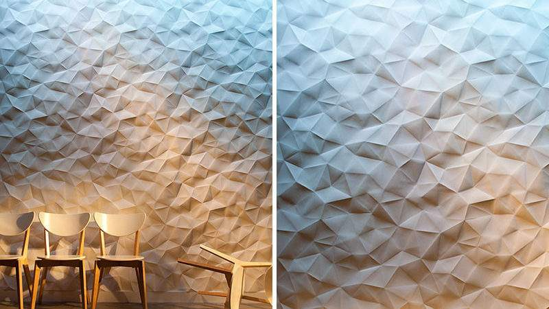 Creative Wall Tile Designs Help Get Some