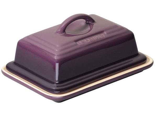 Creuset Butter Dish Cassis Buy