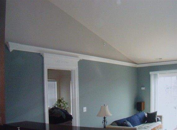 Crown Molding Vaulted Ceilings Flying