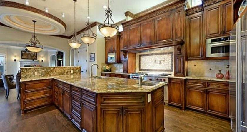 Crown Room Ideas Luxury Kitchens Most Beautiful