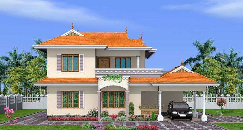 Cuisine Kerala Home Design House Elevation