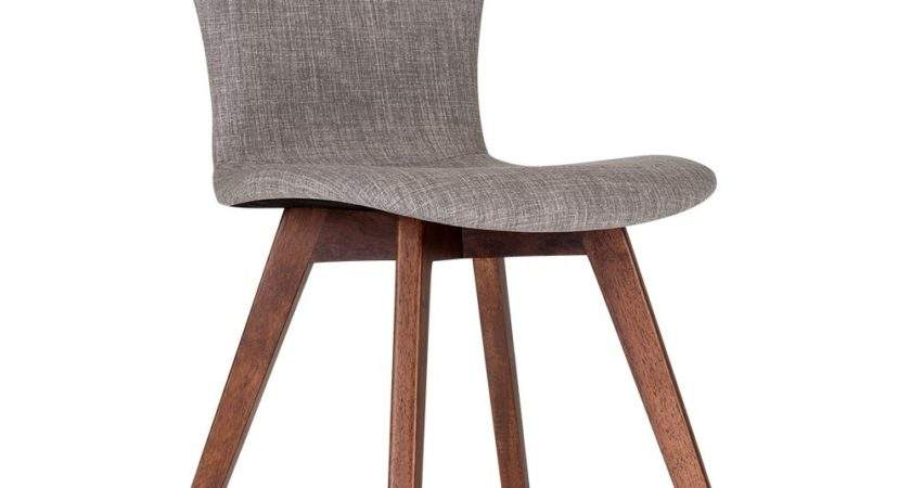 Cult Living Hudson Upholstered Dining Chair Cool Grey