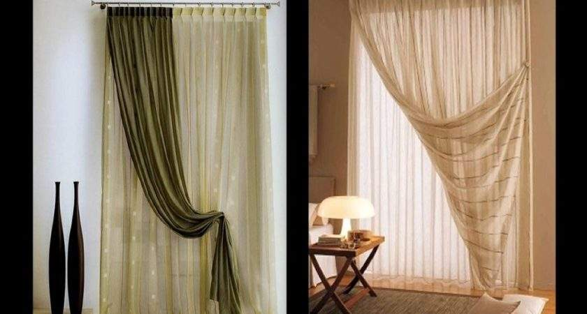 Curtain Bedroom Design Home