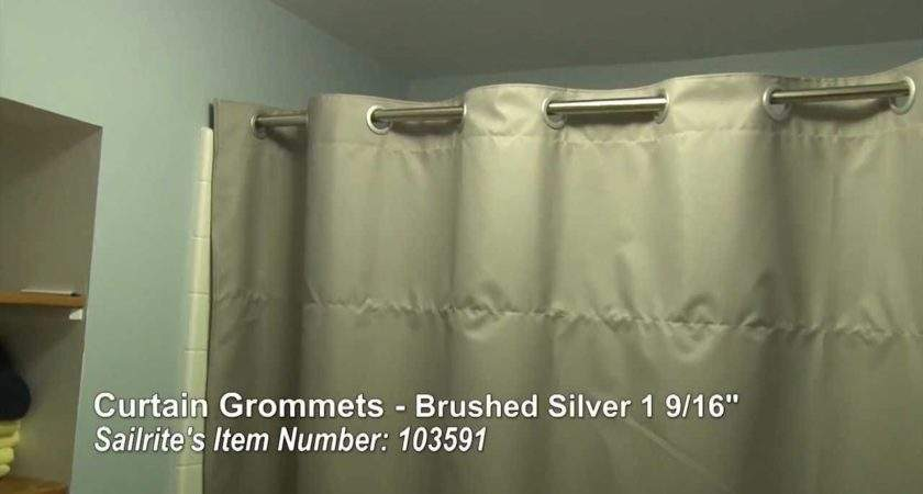 Curtain Grommet Installation Large Grommets