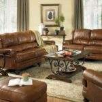 Curtains Living Room Brown Leather Furniture