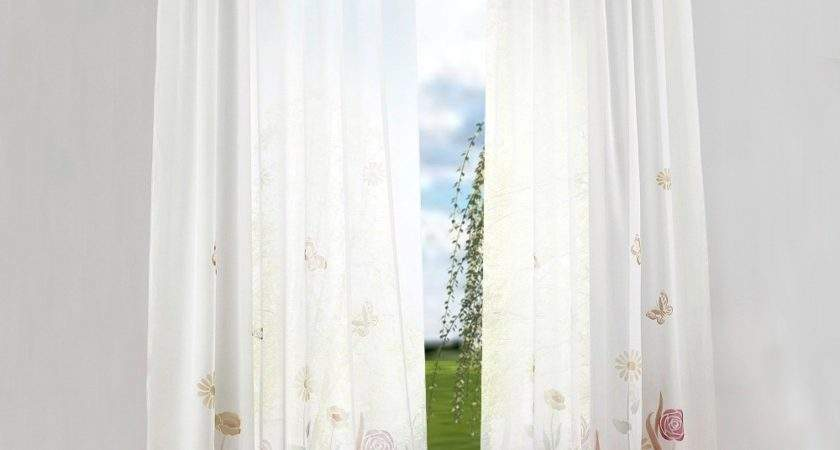 Curtains Voile Amiable