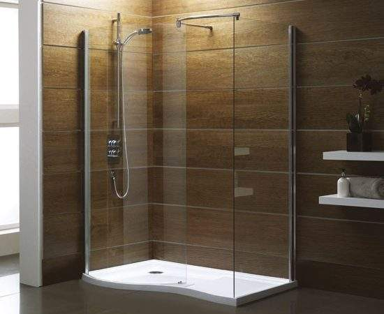 Curved Walk Shower Pack Victoria Plumb