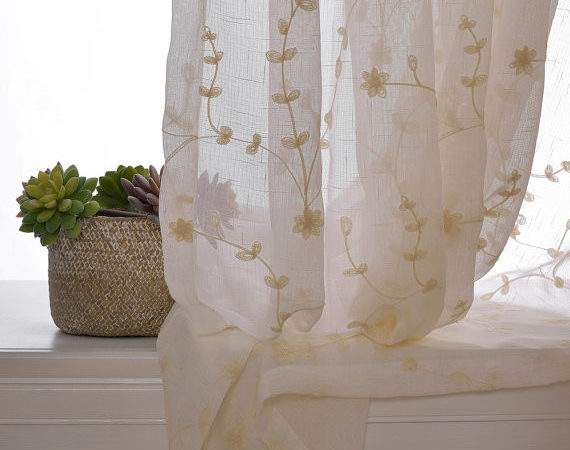 Custom Made French Country Provincial Floral